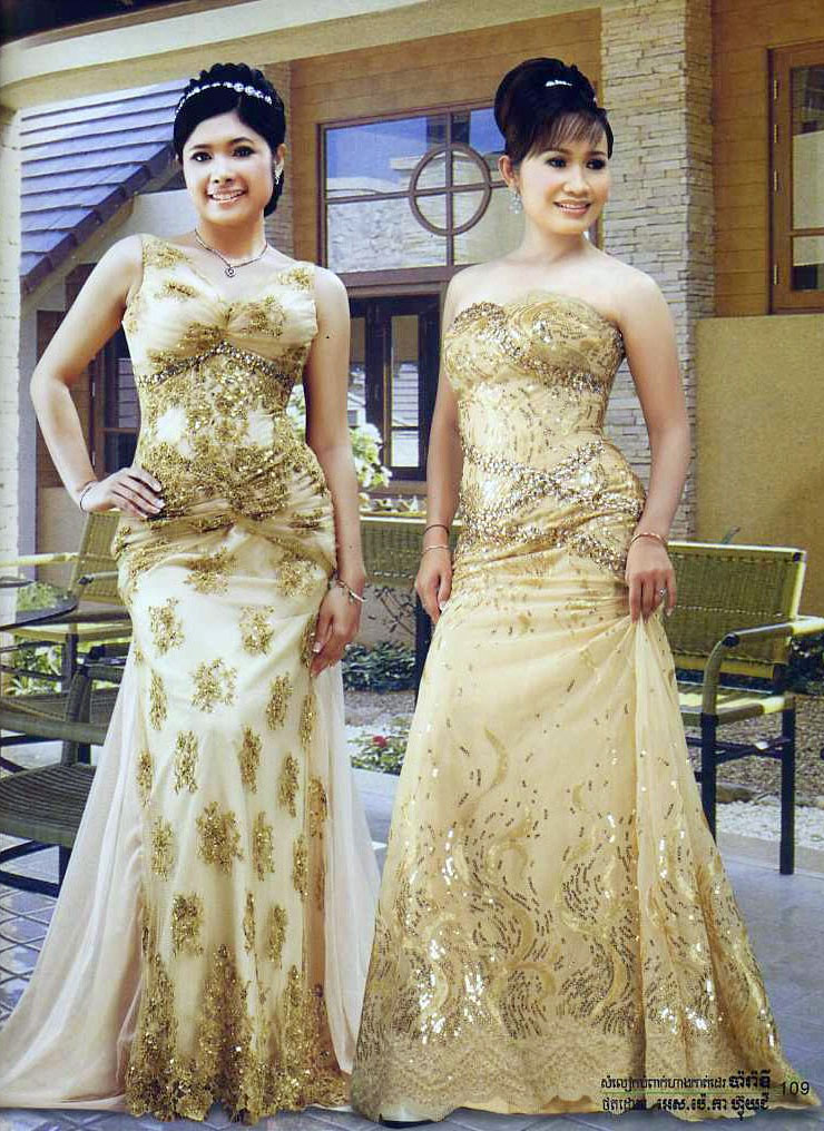 Dap News Khmer Clothes In Cambodia Khmer Fashion