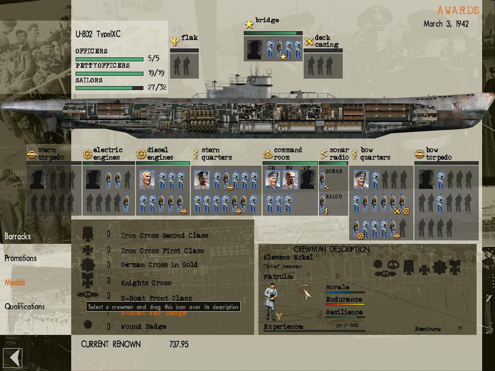 Anatoli's Game Room: Das Boot vs U-571 [War movies part 2]