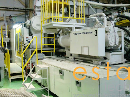 Toshiba IS1300DGW-i110 (2006) Plastic Injection Moulding Machine