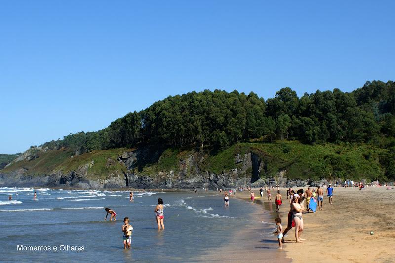 Astúrias, Playa de Otur