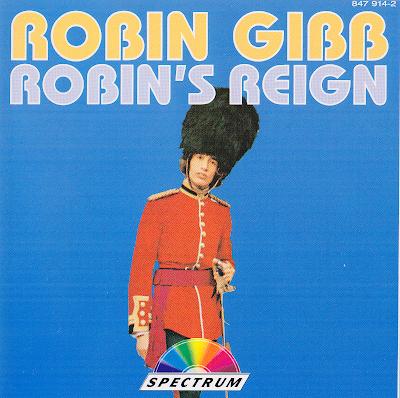 Robin Gibb ~ 1970 ~ Robin's Reign