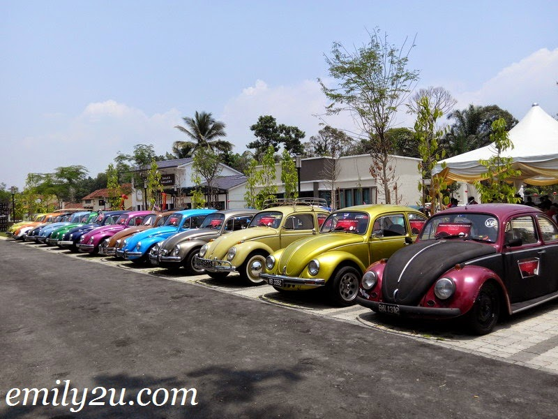 Malaysia Day Volkswagen Beetle Carnival