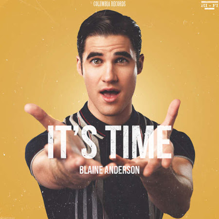 Glee - It's Time Lyrics, Pinoy Darren Criss