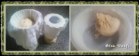 O tucupi e o bolo de aipim