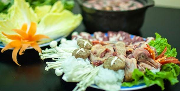 HN - Lạ Quán - Lẩu Thái chua cay 6A Hàng Lược, Hà Nội - Ăn Lẩu cả mùa