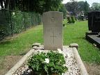 Piloot E.H. Donne - Royal Air Force gedood op 1 april 1945.