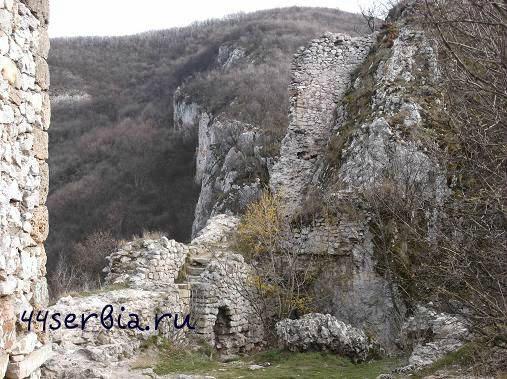 Древний город, Сербия