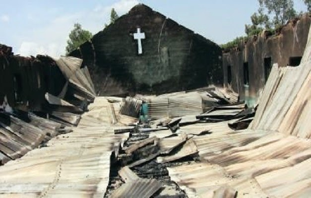 Crucified Again: persecution of Christians becomes more widespread