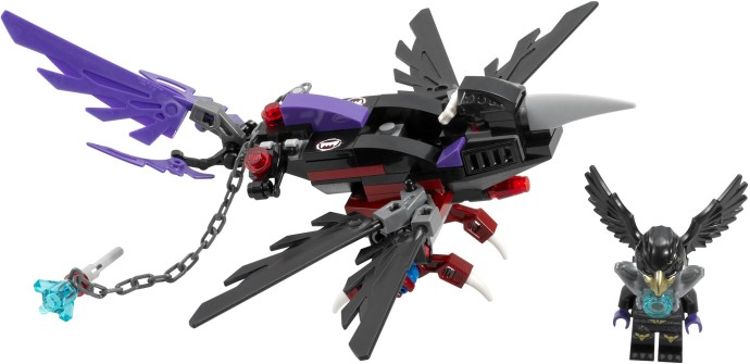 レゴ チーマ ラズカルのグライダー 70000
