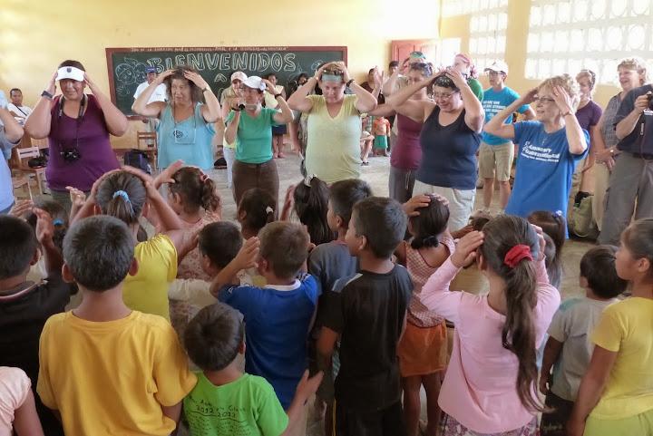 Educator Academy in the Amazon