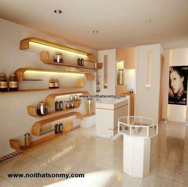 Thiết kế_thi công nội thất showroom