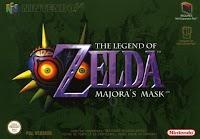 Jaquette du jeu The Legend of Zelda : Majora's Mask