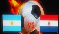 Argentina Paraguay Eliminatorias Braisl 2014 7 septiembre