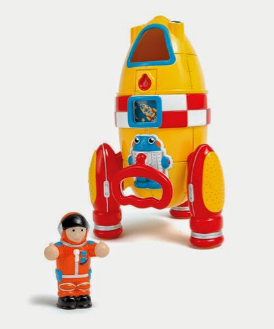 Wow Toys Ronnie Rocket £11.99