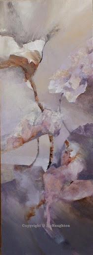 Arum Lily. Artist Dianne McNaughton