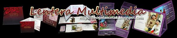 Jasa design undangan dan cetak