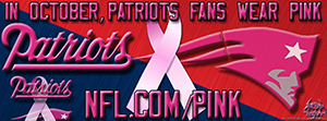 Texans Breast Cancer Awareness Pink Facebook Cover Photo