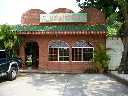 Restaurante La Cocina de Doña Luisa, Chalatenango