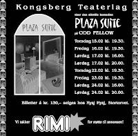 2001 - Plaza Suite