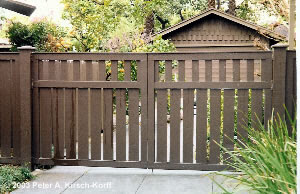 Need Driveway Gate Advice Assistance Please Woodworking