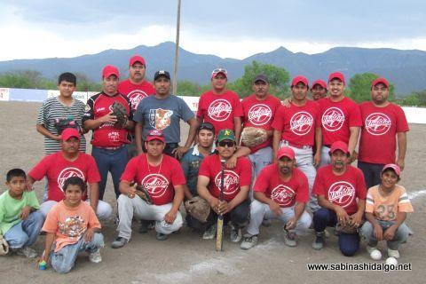 Equipo Diablos del softbol del Club Sertoma