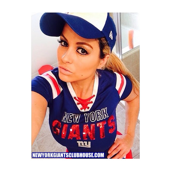 new york giants fan - gloriavelez