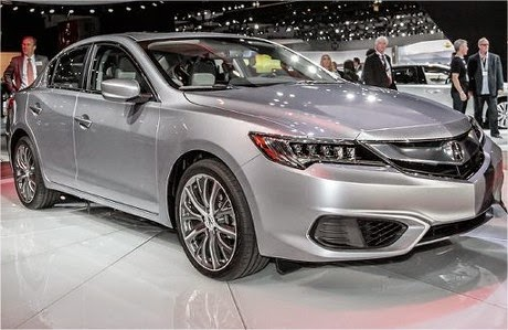 New Reports for 2016 Acura ILX Changes
