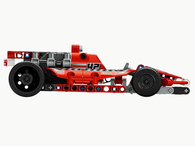 42011 レゴ テクニック レースカー