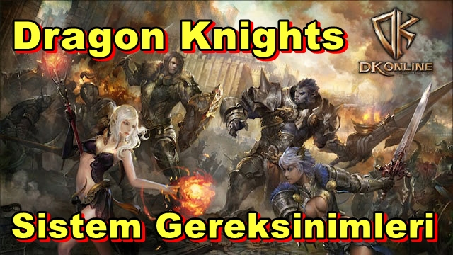 Dragon Knights PC Sistem Gereksinimleri