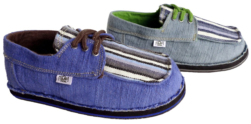 *soleRebels手作麻編織圖騰:riff CORE byond帆船鞋! 1
