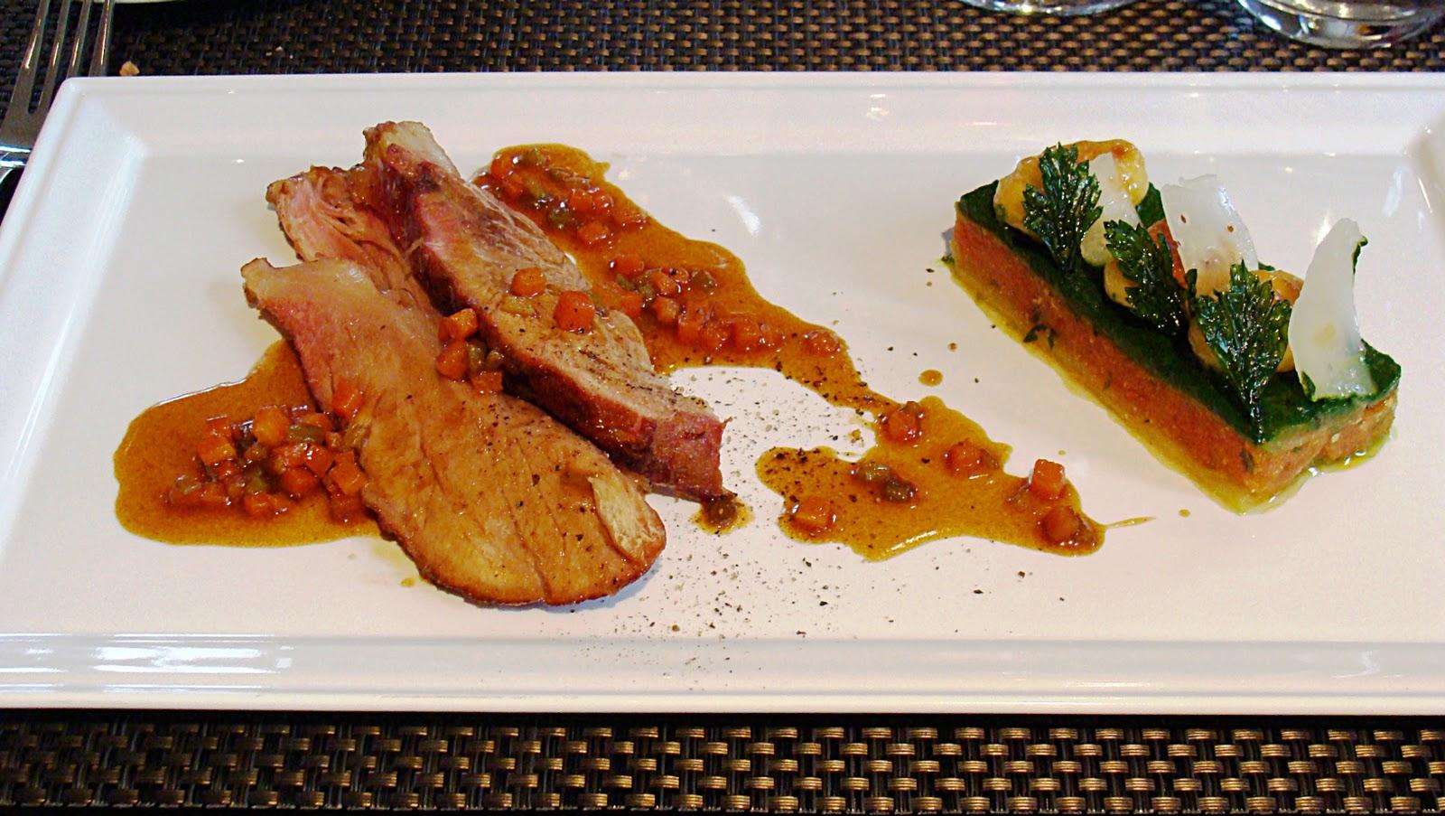 J 39 ai test le restaurant experimental de l 39 institut paul - Jarret de veau au four ...