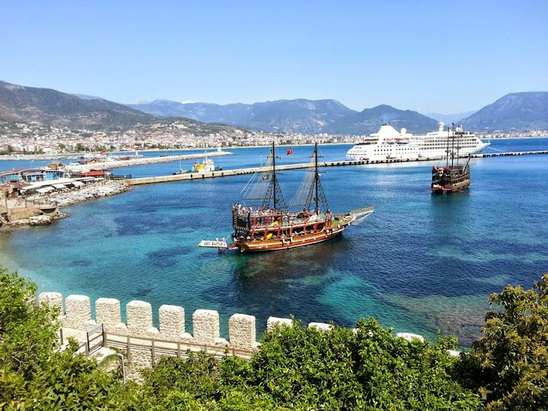 Alanya Butik Otelleri ve Küçük Otelleri