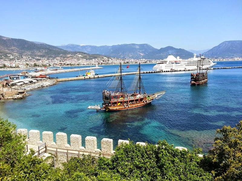 Alanya  Otelleri, Alanya Hakkında