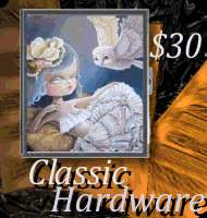 Classic Hardware Case For Women