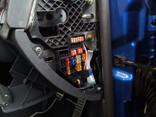 dash cam  u0026 12v multi adaptor hidden install  driver