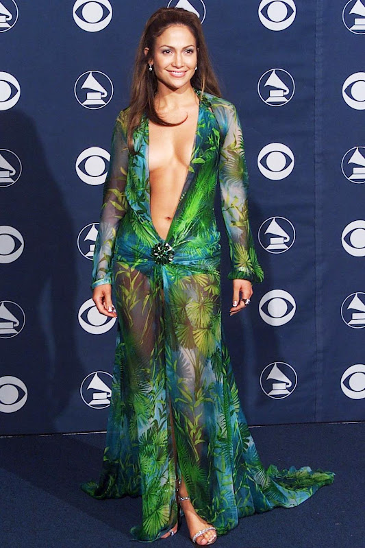 Jennifer Lopez Grammy 2000
