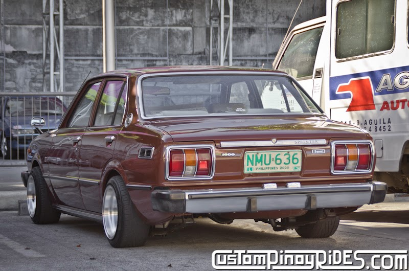 Old School 3rd Gen Toyota Sprinter Custom Pinoy Rides Car Photography Manila Philippines pic1