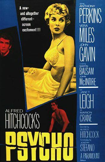 Psychoza / Psycho (1960) PL.1080i.HDTV.x264 / Lektor PL