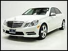 12 E350 SEDAN SPORT PK SUNROOF BLUETOOTH WOODTRIM PADDLE SHIFTERS ONLY 8K MILES