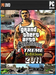 Grand Theft Auto San Andreas Extreme Edition 2011