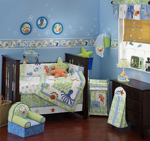 Baby Boy Nursery Themes: Home Christmas Decoration: Bedroom For Babies: Start