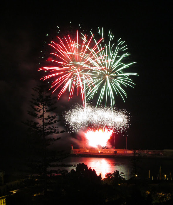Madeira Atlantic Festival, yesterday night, the first of fourth june weekends
