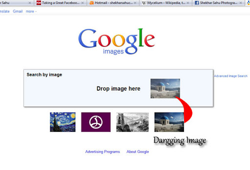 Search With Images Google Goggle Service from Android now in Image Search