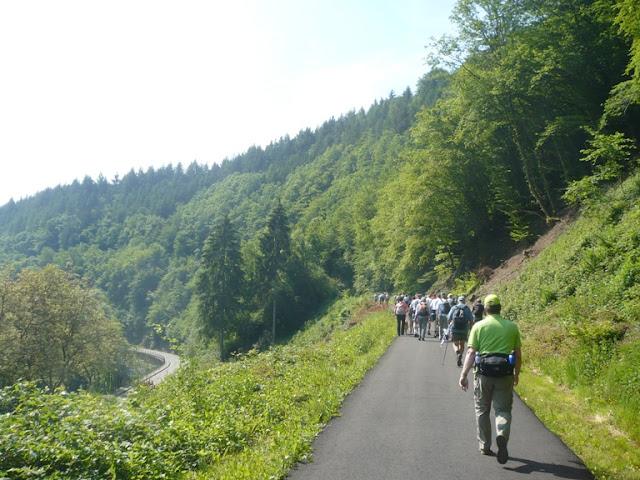 Diekirch, Marche de l'Armée:12, 20, 2x20, 2x40km: 2-3/6/2012 P1170394
