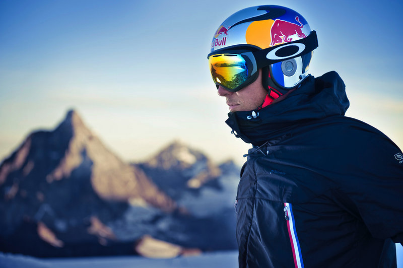 "Aksel Lund Svindal ""Beyond Reason"" Joins Team Oakley"