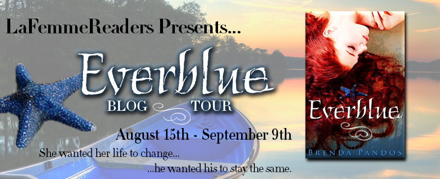 Tour Giveaway: Everblue by Brenda Pandos