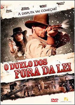 Filme Poster O Duelo dos Fora da Lei DVDRip XviD Dual Audio & RMVB Dublado