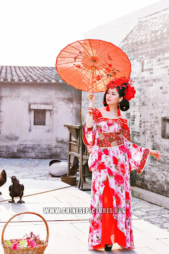 Chinese Girl Photo 3 - Reviving Traditional Chinese Dress
