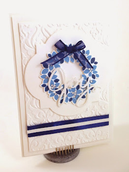 Linda Vich Creates: 5 Things I Learned While Working With The Wondrous Wreath Stamp Set And Framelits