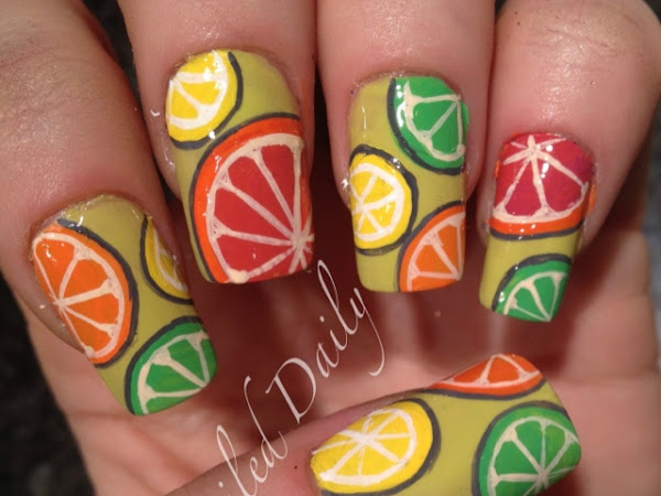 Day 240 - Citrus Slices